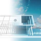 House building Stock Photo