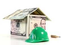 House building Royalty Free Stock Photo
