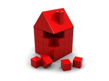 House building Royalty Free Stock Images