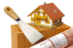 House building royalty free stock photography