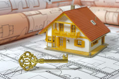 House building Stock Photos