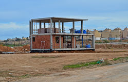 House Building Site Royalty Free Stock Images