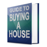 House buying concept. royalty free illustration