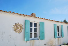 House in Camargue, Provence. (France Stock Photos
