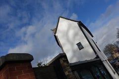 House, Cambridge, UK Royalty Free Stock Photo