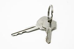 House and car keys Royalty Free Stock Images