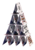 House of Cards Stock Photography