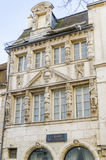 House of Cariatide in Dijon Burgundy, France Stock Photography
