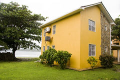 House by the caribbean sea nicaragua Royalty Free Stock Photo