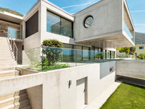 House in cement,  outdoor Stock Image
