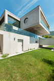 House in cement,  outdoor Royalty Free Stock Images