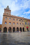 house in a center of Bologna Royalty Free Stock Images
