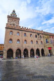 House in a center of Bologna Stock Image