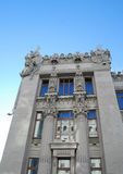 House with chimeras of architect Gorodetsky, Kiev Royalty Free Stock Photo
