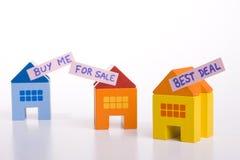 House choice Stock Photo