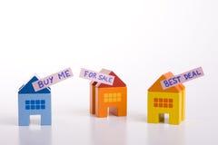 House choice Royalty Free Stock Photo