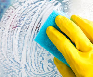 House chores Stock Images