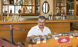 The House of Cigars in Trinidad, Cuba Royalty Free Stock Photo
