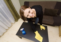 House cleaning Stock Images