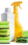 House cleaning tools Stock Image