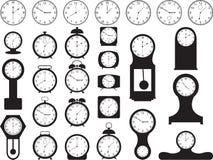 House clocks Royalty Free Stock Photos