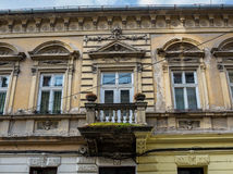 House in Cluj-Napoca Royalty Free Stock Photography