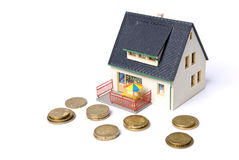 House of coin Stock Photo