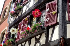House in Colmar / Alsace Royalty Free Stock Photo