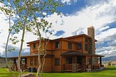 House in colorado Stock Photos