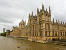 House of Commons in London England stock image