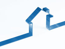 House concept Royalty Free Stock Images
