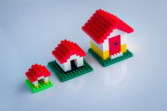House concept Royalty Free Stock Photo