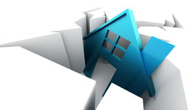 House concept Stock Image
