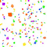 House confetti Stock Photography