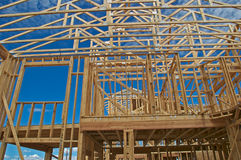 House construction. Stock Photography