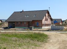Free House Construction Stock Photo - 6324680