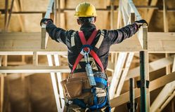 Free House Construction Challange Stock Photography - 160501312