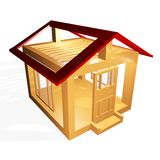 House Construction Concept Royalty Free Stock Photo
