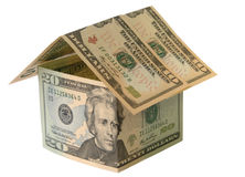 House Construction Financing Royalty Free Stock Images