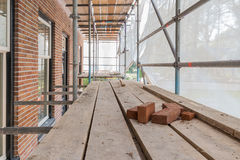 House construction renovation and repair royalty free stock photos
