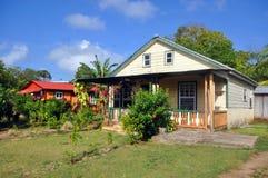 House corn island nicaragua Royalty Free Stock Photos