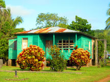 House  corn island nicaragua Stock Photography