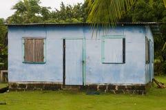House corn island nicaragua Royalty Free Stock Images
