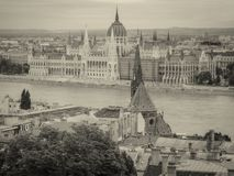 House Of The Country Or House Of The Nation, Budapest Royalty Free Stock Image