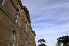 House. Country house and stately home royalty free stock images