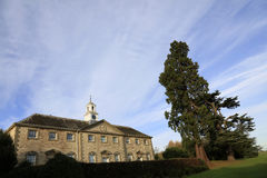 House. Country house and stately home royalty free stock image