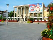 "House of culture ""Vasile Alecsandri"" Bacau Royalty Free Stock Photos"