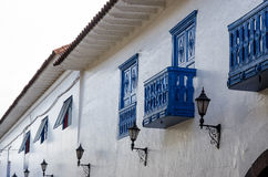House in Cusco Stock Photos