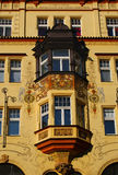 Landmark History Facade Prague Architecture Royalty Free Stock Photos
