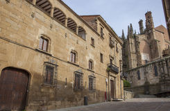 House of Dean, Plasencia Stock Photo